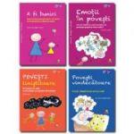Pachet Parenting 1 - Povesti educative/terapeutice (4 carti)